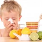 Prirodni lekovi za prehlade kod dece