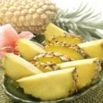 Kakve vitamine i minerale sadrži ananas