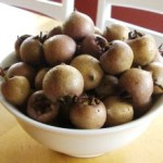 Zaboravljeno voće mušmula – vitamini kalorije