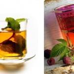 Čajevi od lista maline i kupine