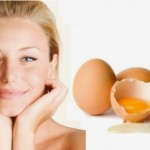 Maska za lice i kosu od jaja