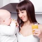 Dijeta za mršavljenje posle porodjaja