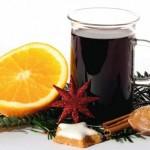 Crno i belo kuvano vino recept