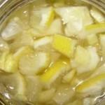 Za čišćenje arterija i jetre : Limun, beli luk i đumbir