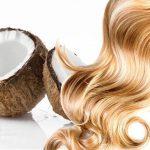 Kokosovo ulje za kosu i kožu – maska