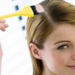 Skidanje farbe sa kose sodom bikarbonom