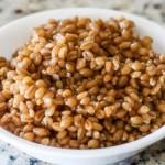 Kuvana pšenica i zdravlje, kalorije, recept