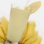 3 napitka od banane za topljenje sala