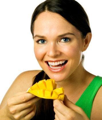 kako jesti mango