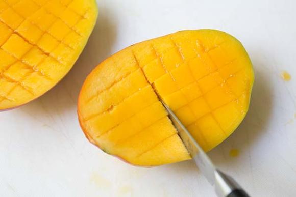 kako se jede mango