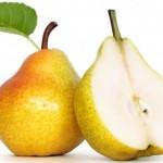 Kruške i zdravlje, kalorije, vitamini, minerali