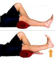 vezba koleno