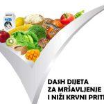 DASH dijeta jelovnik i iskustva