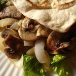 Tortilja sa pečurkama i lukom recept