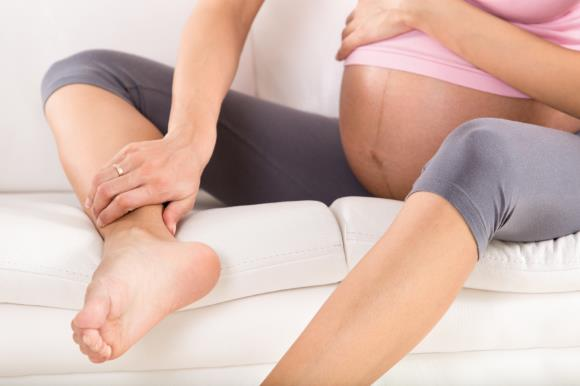 oticanje nogu u trudnoci