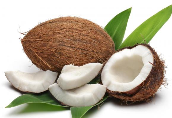 kako se jede kokosov orah