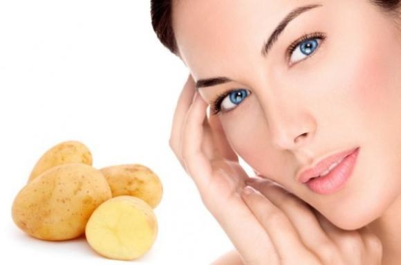 Image result for Maske za lice od krompira za sve tipove kože. Domaće maske od krompira