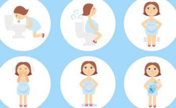 prvi simptomi trudnoce