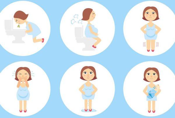 Prvi simptomi trudnoće nakon začeća   Dijeta plus