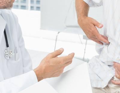 prostate bolesti