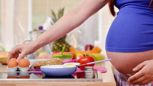 ishrana tokom trudnoce