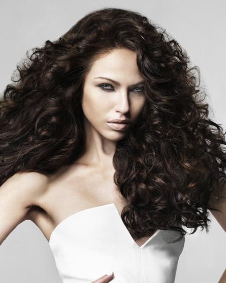kako progustiti kosu zene