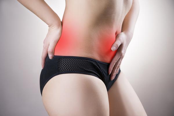 bolovi u stomaku i ledjima